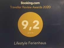 Booking.com, Traveller Awards 2020