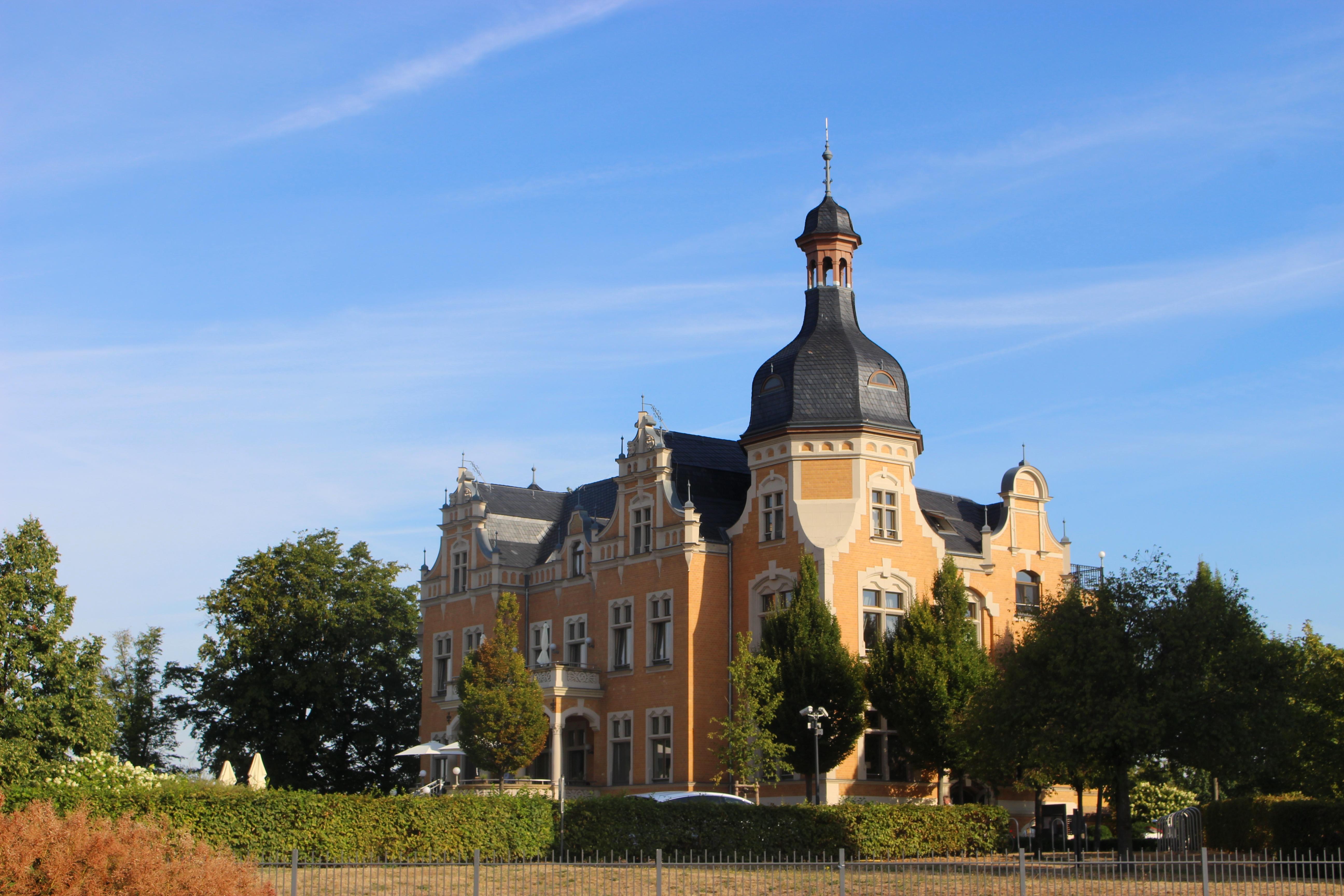 Villa Bernsteinsee